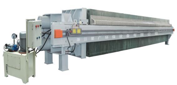 2000-UBK箱式压滤机