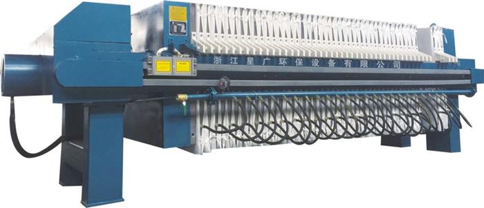 程控自动拉板压滤机