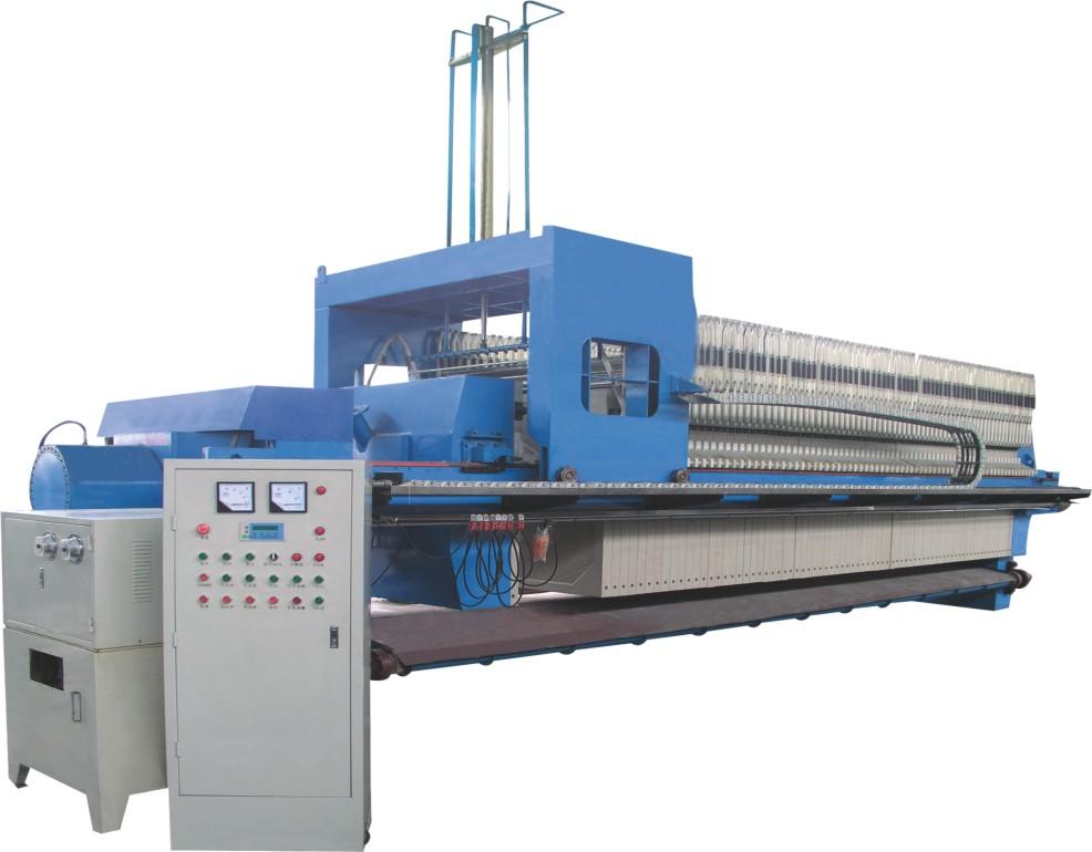 630型板框压滤机