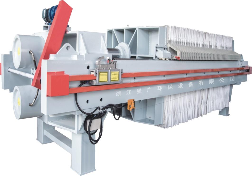 2000型自动冲洗压滤机